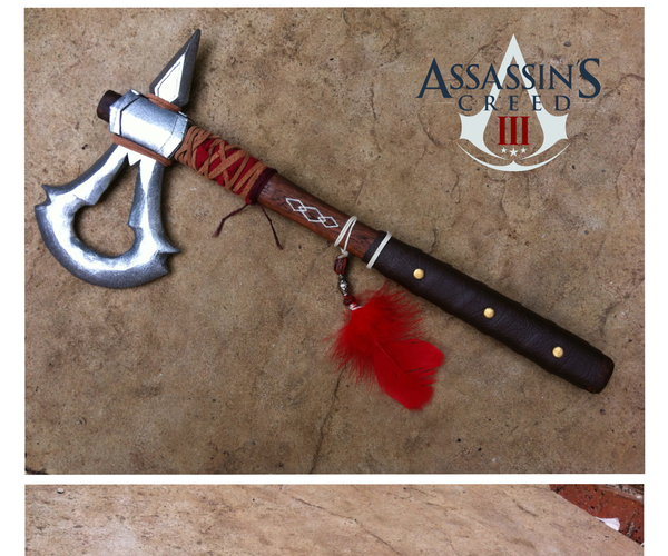 Connor's Tomahawk AC3