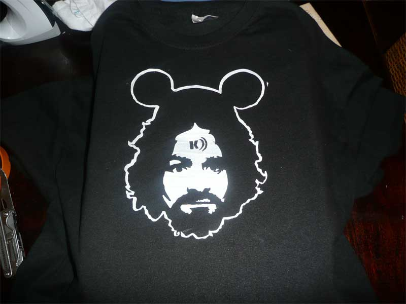 Another T-Shirt Stencil