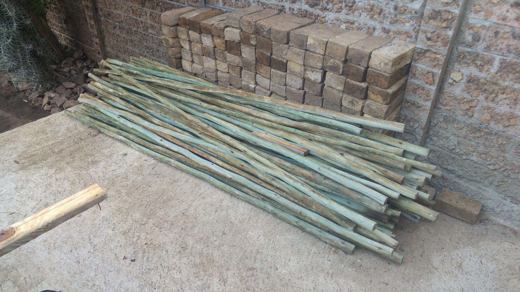 Removing Wood Backing