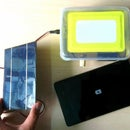 DIY Solar Charger That Can Charge Mobile Phones
