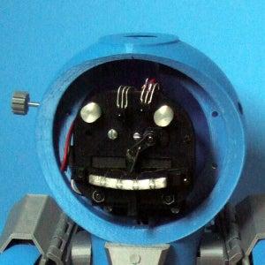 The Robot Head
