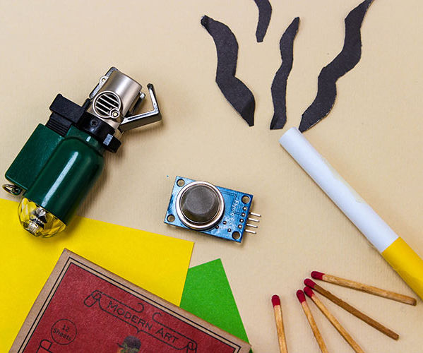 How to Calibrate & Use MQ9 Gas Sensor W/ Arduino