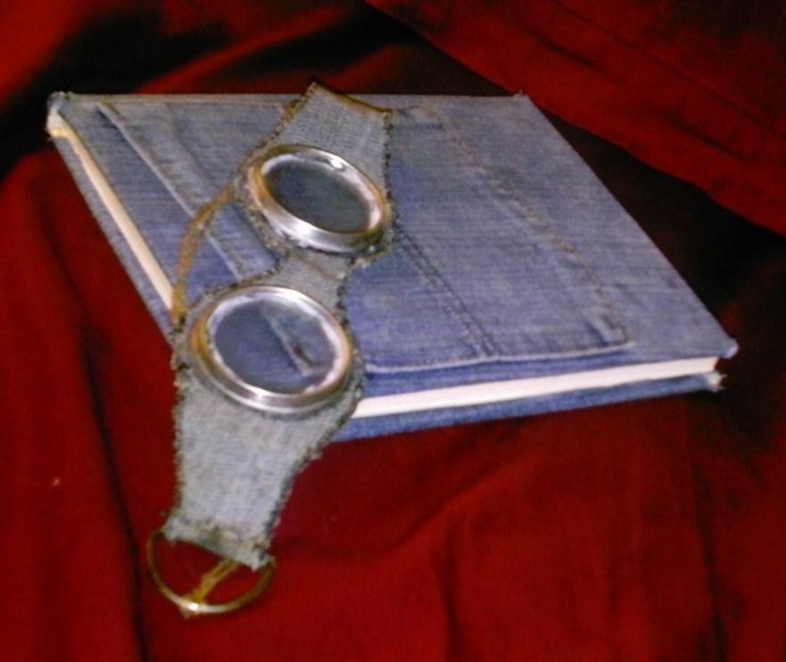Denim Book Cover