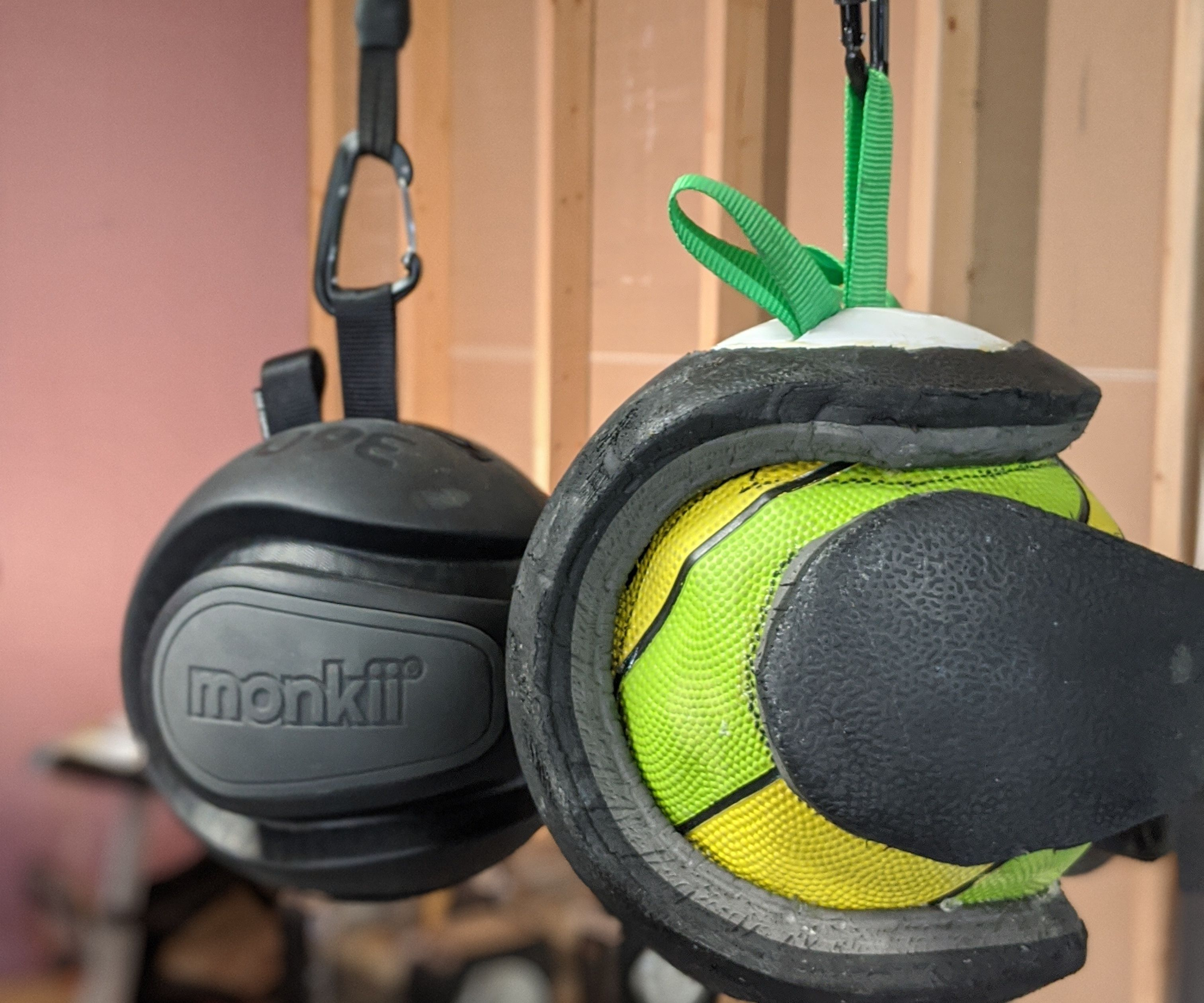DIY Monkii 360 Tabata Trainer