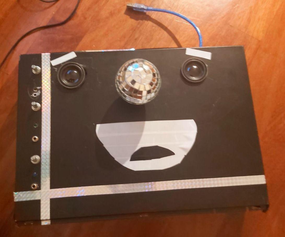 Arduino Controlled Oscilators