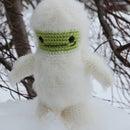 Crochet a Yeti