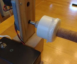 DIY/Homemade Slip Clutch Chuck For Fishing Rod Building
