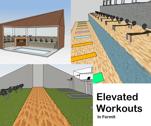 Stadium-Style Gyms