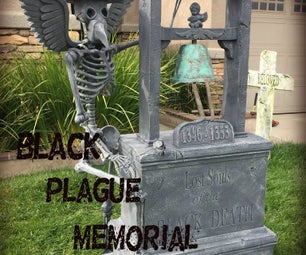 Black Plague Memorial and Tombstone Tips