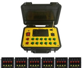 Electronic Firing System Ignition Delay Timer (IDT)