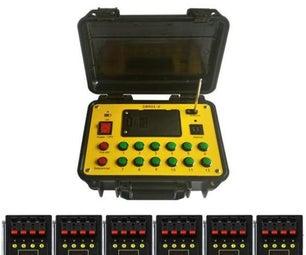 电子射击系统点火延迟计时器(IDT)