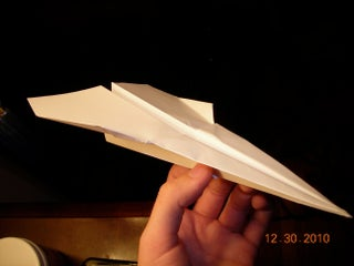 How to Make the World's Fastest Paper Airplane