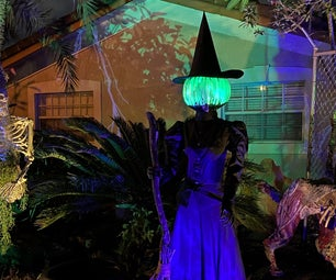 Goosebumps Witch