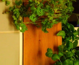 My Awesome Herb Planter Easily