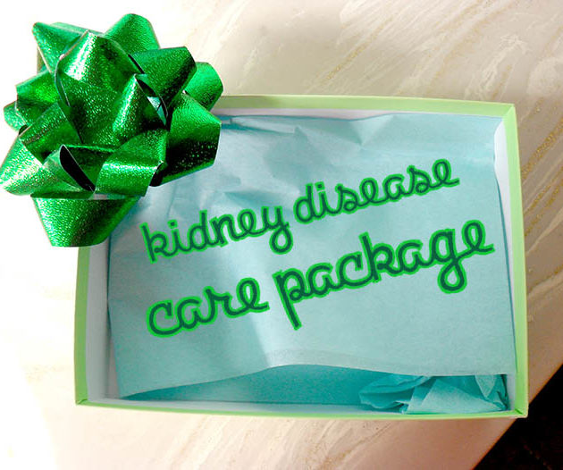 Kidney Disease Care package
