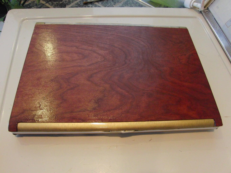 Polyurethane or Sanding Finish