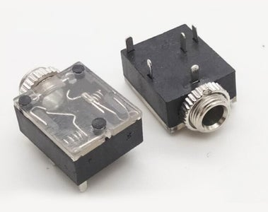 Connecting 3.5mm Jack