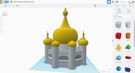 Build a Temple