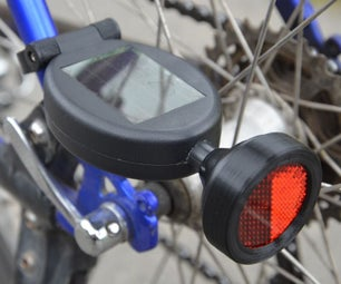 Solar-Bike-Taillight