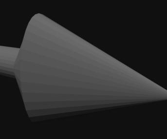 Creating an Arrow in Blender