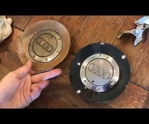 RESTORE Center Wheel Hubs (audi) Almost Free (save $50 Each)
