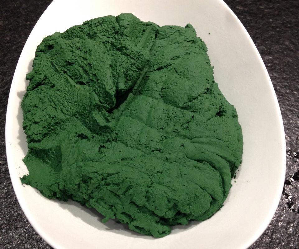 Homemade Organic Spirulina Culture