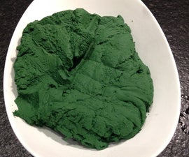 Homemade Low-tech Organic Spirulina Culture