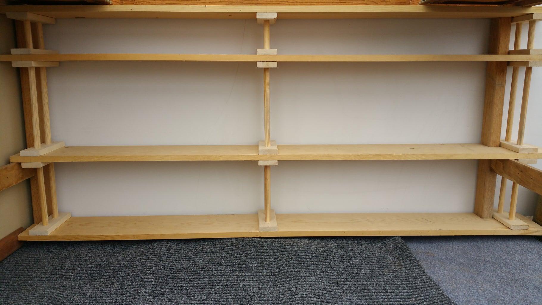 Down Under Shelves