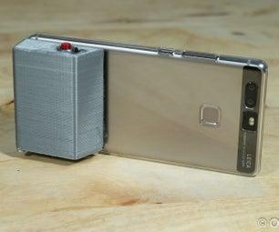 智能手机和iPhone摄像头握把