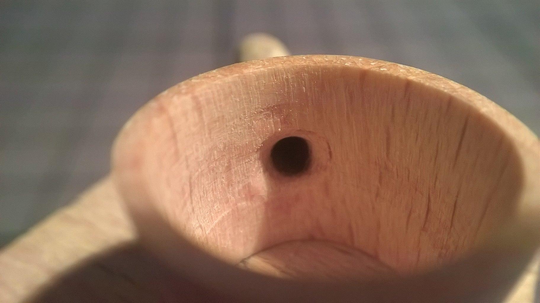Fine Work, Needle Filing