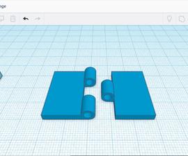 Great 3D Hinge