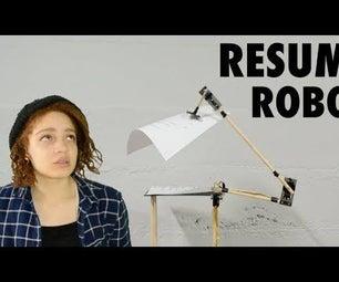 Robot That Gets You a Job
