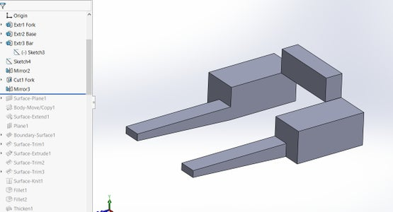 Modeling the Relevant Lego Structure