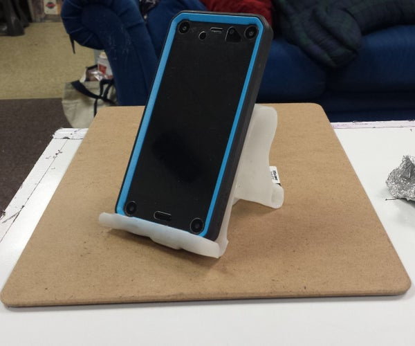 Instamorph Cell Phone Stand