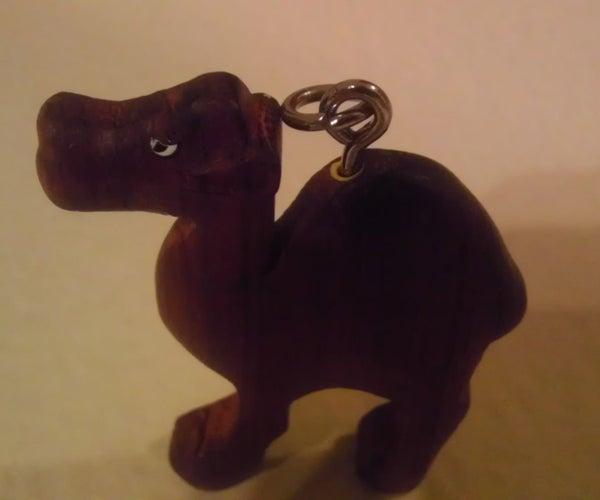 Camel Keychain Repair (Sugru Project)