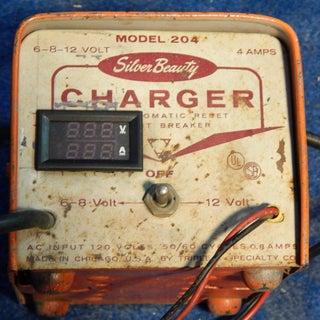 Power Management Monitor