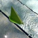 Origami Sailboat (improved)
