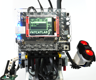 EVB - a Way to Replace the Brain of the LEGO Mindstorms EV3