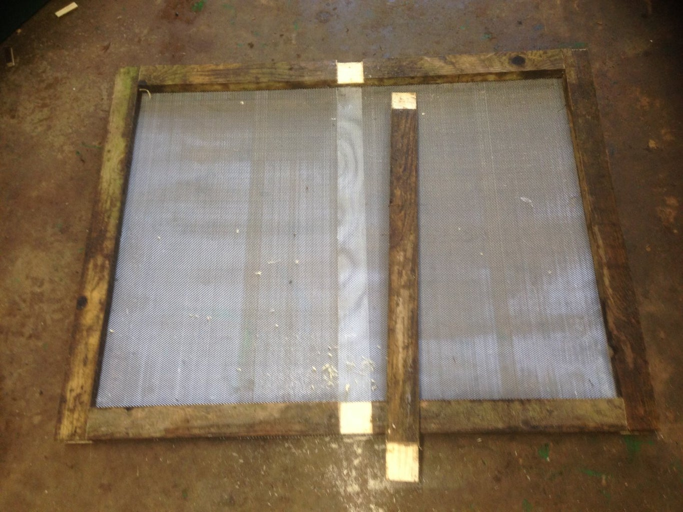 Making the Top Frame