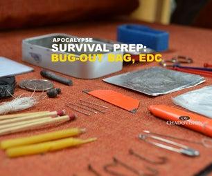 Apocalypse - Survival Prep: Bug-out Bag - EDC