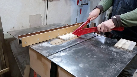 Material Processing and Cutting to Measure