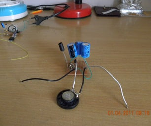 Make Your Very Own Laser Burglar Alarm