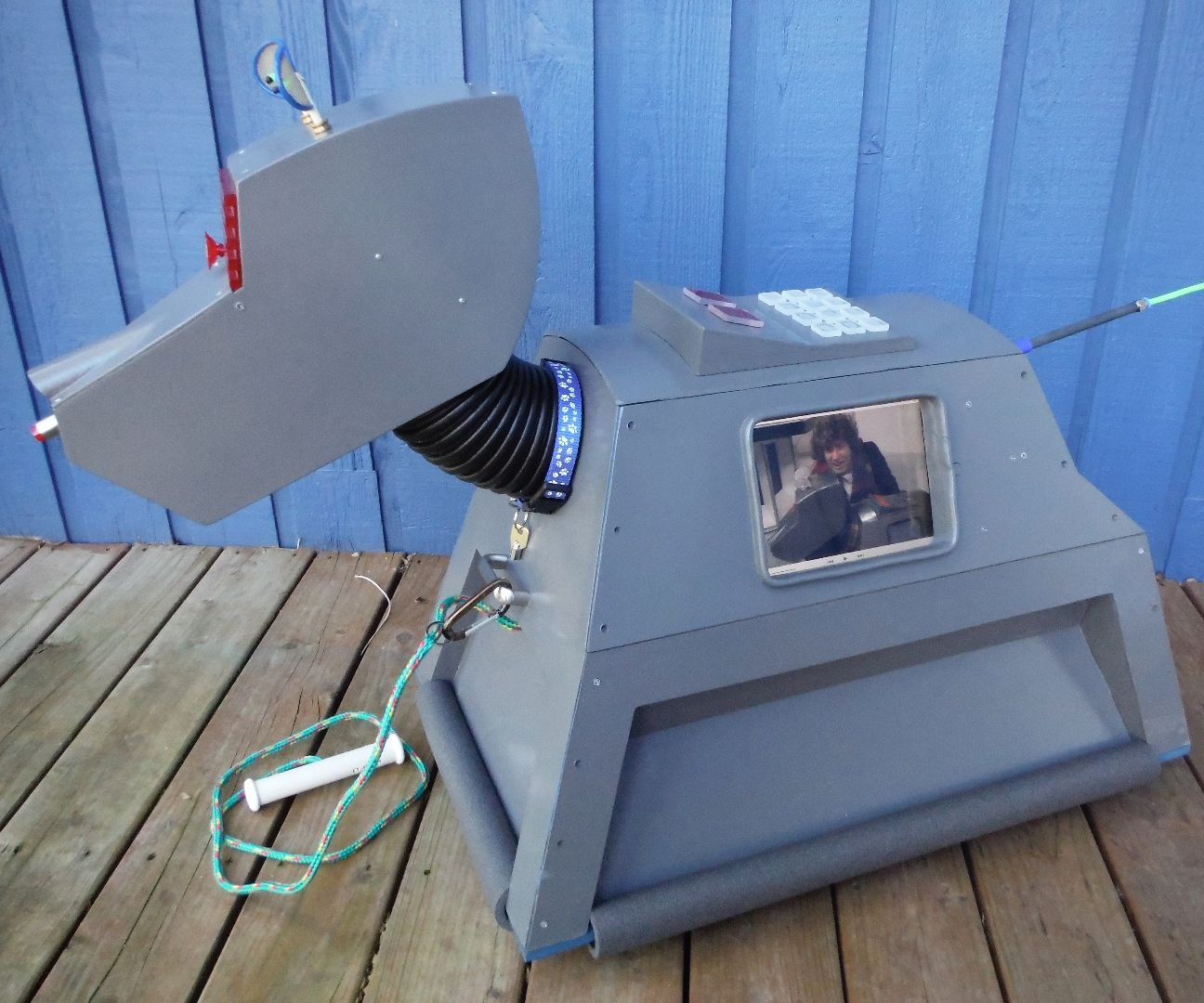 K-9 from Doctor Who