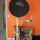 H.P.W.D.A (High Power Wi-Fi Dish Antenna)