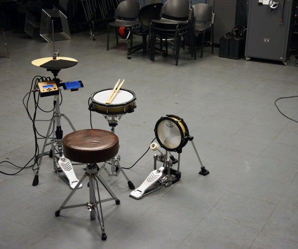 Arduino Minimal Drum Kit