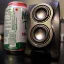*Tiny* High-Fidelity Desktop Speakers (3D Printed)
