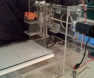 DIY CNC Graphics Cutter Hack