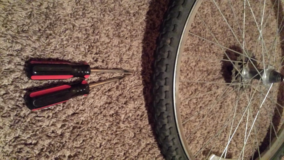 Replacing a Bicycle Tube