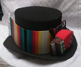 Crazy Mexican Hat