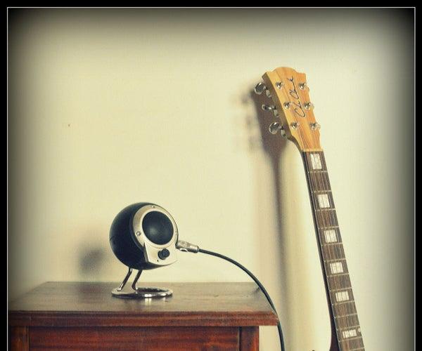 Hack a PC Speaker Into a Guitar Amp
